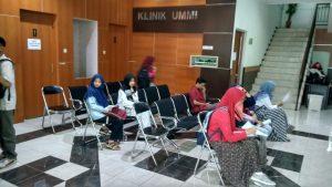 Read more about the article Tes Kesehatan Untuk Calon Mahasiswa Baru PSPD 2019