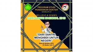 Read more about the article Hari Santri Nasional 2019