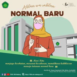 Read more about the article Ahlan wa sahlan Normal Baru