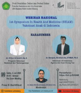Read more about the article 1st Symposim In Health and Medicine (SHIAM)