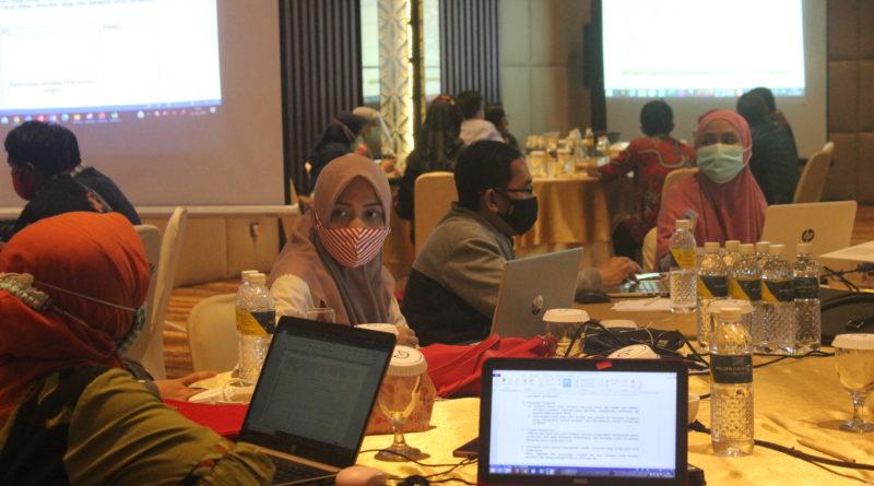 Lokakarya Penyusunan Borang Akreditasi LAM-PTKes Program Studi Kedokteran