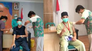 Read more about the article Dokter Muda PSPD UIN Malang Terima Vaksin Covid-19 di RS Karsa Husada Batu