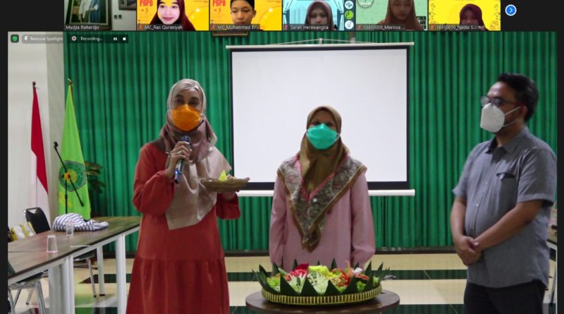 Peringatan Dies Maulidiyah 5 Tahun PSPD FKIK UIN Malang